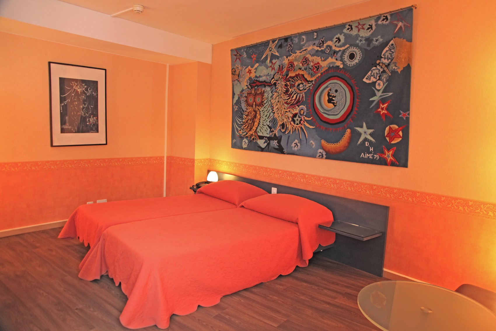 chambre-hotel-3-etoiles-carouge